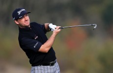 McDowell builds a 3-shot lead in Shanghai