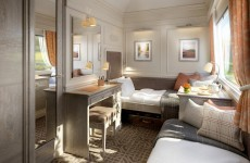 A luxury sleeper train will soon be arriving on Ireland's railways