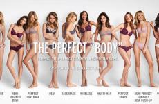 Victoria's Secret change 'damaging' Perfect Body campaign after online backlash