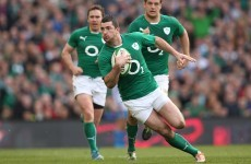 'They're big lads' - Kearney excited to play off Henshaw and Payne pairing
