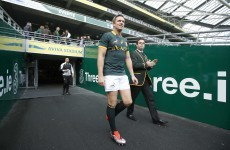 Springboks out to honour memory of tragic compatriots