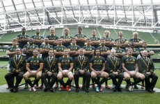 Dublin date represents start of World Cup cycle for purposeful Springboks