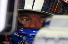 Red Bull's Mark Webber confident of extending his deal with the team