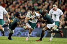 Ireland out-think South African brawn in convincing win at the Aviva