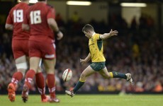 Wallabies strike late to extend Wales' Southern Hemisphere woes