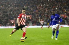 Shane Long scored not once but twice today to break his Southampton duck