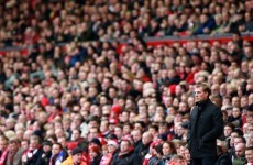Rodgers fumes after Liverpool denied 'clear' penalty