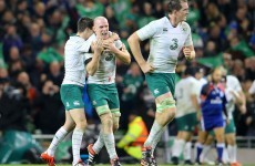 'I didn't mention the injuries once' - Schmidt proud of Ireland's intelligence