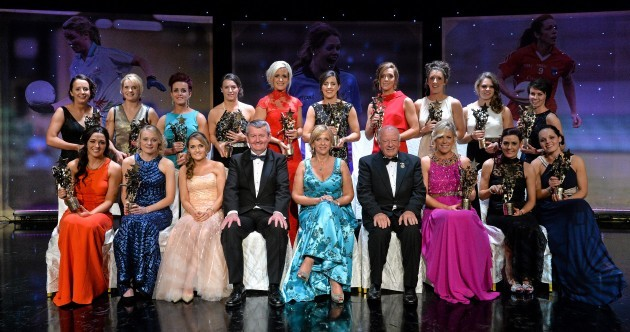 6 winners for Cork and 4 for Dublin at 2014 Ladies football Allstar awards