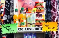 This Monaghan shop is all set for tonight's Love/Hate finale