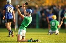 hurling scores today