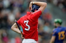 Cork dual star Damien Cahalane has chosen hurling over football