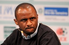 Vieira quits football to take up behind the scenes role at Manchester City