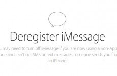 Apple now allowing you to deactivate iMessage and escape SMS woes