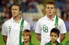 How Scottish-born McGeady and McCarthy ended up playing for Ireland