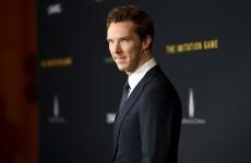 Benedict Cumberbatch explains his engagement announcement... It's The Dredge