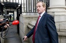 Enda: I don't need Garda protection from water protesters