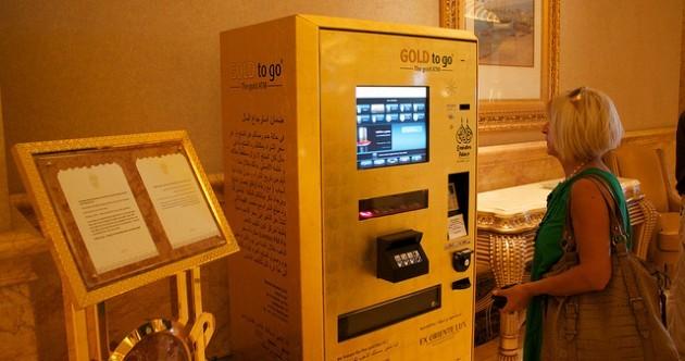 13 bizarre vending machines from around the world