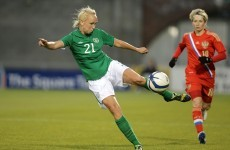 Ireland's Stephanie Roche nominated for Fifa's goal of the year prize