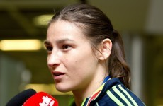 Graeme Souness' decision to take Katie Taylor off the 'good wall' has not gone down well