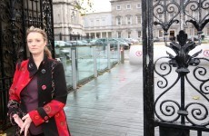 """I smile easily"" – Mary Lou denies ""smirking"" at Mairia Cahill during abuse debate"