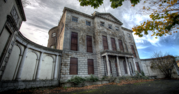 Left to ruin: A rare glimpse inside Dublin's last, great Georgian mansion
