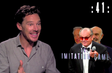 Here's Benedict Cumberbatch completely nailing a celebrity impressions challenge
