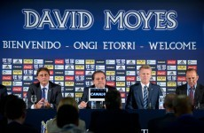Moyes snubbed English clubs for Spain challenge