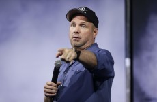 Garth Brooks says he's 'in mourning' over the cancelled Croke Park dates