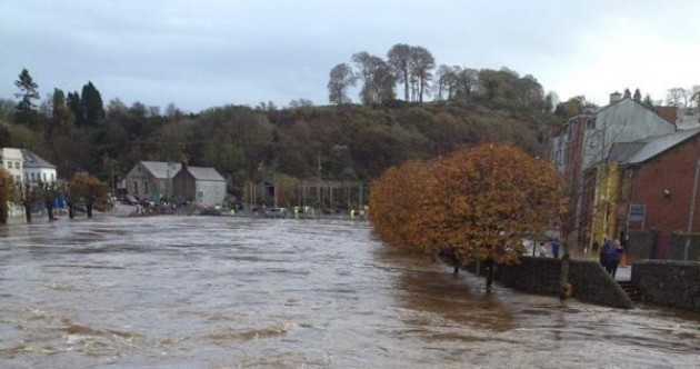 Weather latest: 100 homes and businesses flooded in Enniscorthy, as another alert kicks in