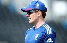 'I'd love to play in an All-Ireland Final' admits England cricketer Eoin Morgan