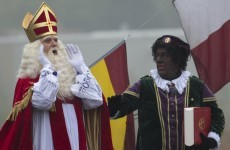 60 arrested at protests against St Nicholas sidekick 'Black Pete'