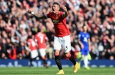 Rojo: I went on strike to force Manchester United move