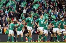 As It Happened: Ireland v Georgia, November Tests