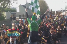 Even Ballincollig fans join in as Austin Stacks take over Tralee