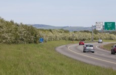 One Irish county has way more roads than all the others. Guess which one?