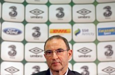 Martin O'Neill: I would have taken seven points at this stage