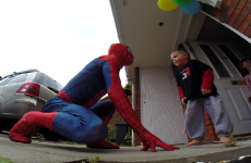 This dad's lovely birthday surprise for his terminally ill son is going super viral