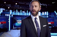 Chris O'Dowd stars alongside Aaron Rodgers and Clint Dempsey in new Nike ad