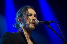 Hozier will perform at this year's Victoria's Secret Fashion Show