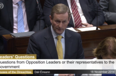 "Taoiseach talks up tax cuts, calls water protesters ""baying mob"""