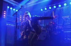 You have to watch Jimmy Fallon and The Roots' awesome cover of U2's Desire