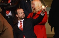 United unlikely to do business in January window - Woodward