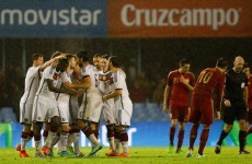 Casilla makes goalkeeping howler as Germany beat Spain in 'clash of titans'