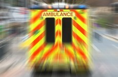 Ambulance comes under attack while crew treats assault victim
