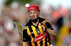 Kilkenny's Tommy Walsh is retiring from intercounty hurling