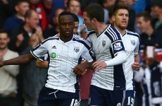 Van Gaal tells United scouts to watch West Brom star