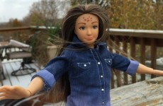 The new 'Normal Barbie' has spots, freckles, and tattoos