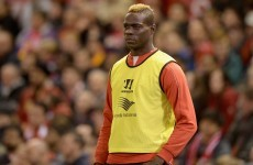 Balotelli: The goals will come at Liverpool for me at Anfield