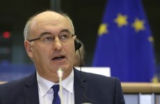 Phil Hogan is settling into his role in Europe – and he wants to look after farmers